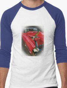 1959 Cadillac Men's Baseball ¾ T-Shirt
