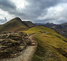 Catbells View by Steven Dworak