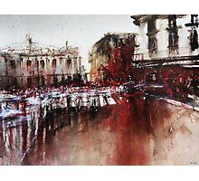 Opera Garnier Photographic Print