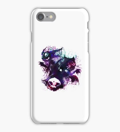 Dark Pokemon (Sableye, Gastly, Haunter) iPhone Case/Skin