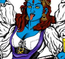 St Kali Girl Sticker