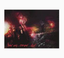 heroes never die  by redhoodgirl99