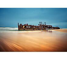 Maheno Photographic Print
