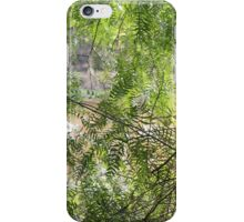 Peppercorn Trees Coolgardie  iPhone Case/Skin