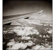 { flying high } Photographic Print