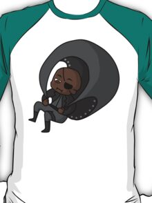 Nick Fury Doesn't Need No Parachute T-Shirt