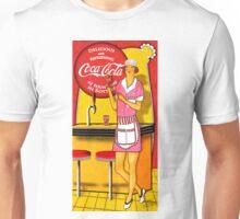 Soda Fountain Unisex T-Shirt