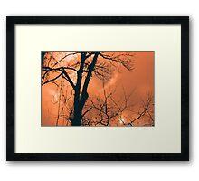 Errie Framed Print