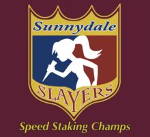 Sunnydale Slayers by jdavidsen