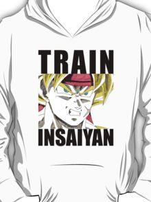 Bardock Trains Insaiyan T-Shirt