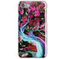 Purple Tree - Inversed iPhone Case/Skin
