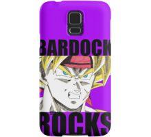 BARDOCK ROCKS!!! Samsung Galaxy Case/Skin
