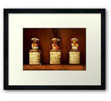 Perfumery - Perfume Framed Print
