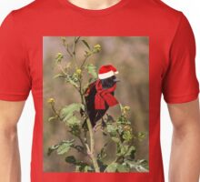 It's a Red-Winged Holiday Unisex T-Shirt