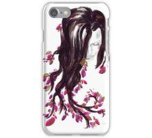 Black Kross iPhone Case/Skin