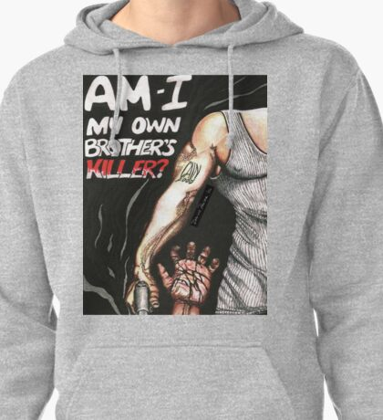 My Own Brother's Killer Pullover Hoodie