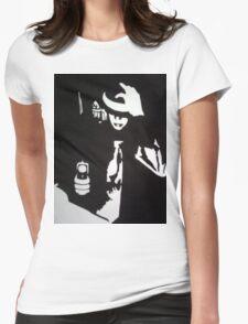 Mafioso Womens Fitted T-Shirt