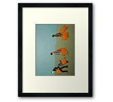 The Darjeeling Limited  Framed Print