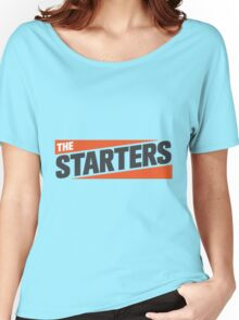 The Starters Logo Women's Relaxed Fit T-Shirt