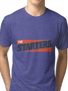 The Starters Logo Tri-blend T-Shirt