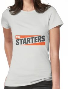 The Starters Logo Womens Fitted T-Shirt