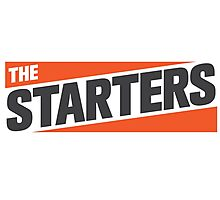 The Starters Logo Photographic Print