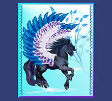 Blue Winged Pegasus Tank Top