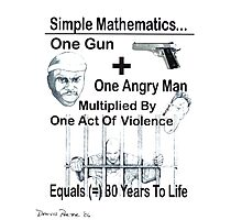Simple Mathematics Photographic Print