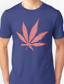 American Marijuana Unisex T-Shirt