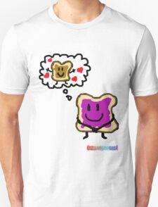 Jelly Thinking About PB Unisex T-Shirt