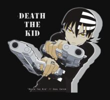 Death the Kid by ipoeng