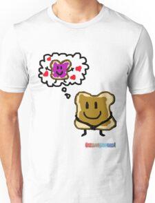 PB Thinking About J Unisex T-Shirt
