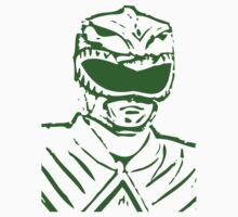Go Green Ranger abstract by TRStrickland