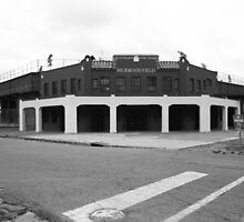 Rickwood Field by Frank Romeo