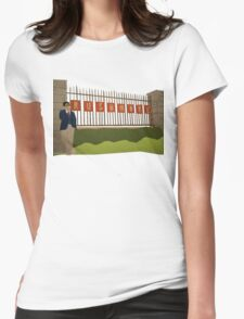Rushmore Womens Fitted T-Shirt