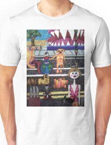 Life on the Street of Suburbia Unisex T-Shirt