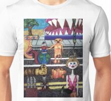 Life on the Street of Suburbia Unisex T-Shirt