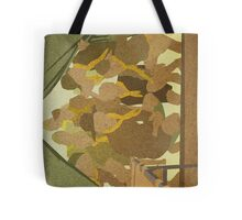 Jiminy cricket he flew the coop. Tote Bag