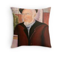 Jean-Louis Getaz Throw Pillow