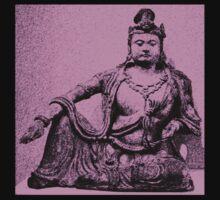 """Avalokiteshvara Bodhisattva  2 - Tshirt 1"" Kids Clothes"
