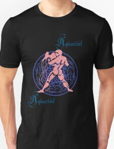 Aquarius tshirt T-Shirt