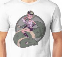 Medusa the Warrior Unisex T-Shirt