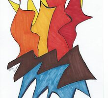 Fire And Ice by Blair Chranowski