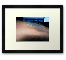 ©HS Flying IIA Framed Print