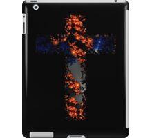 Cross Black iPad Case/Skin
