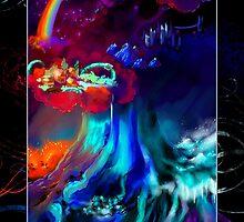 Yggdrasil, the World Tree by sandpaperdaisy