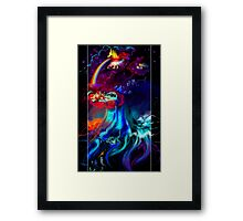 Yggdrasil, the World Tree Framed Print