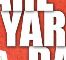 JJBA - Yare Yare Daze Sticker