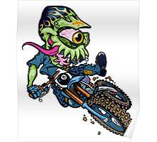 MX Monster Poster