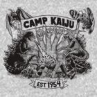 Camp Kaiju by AustinJames